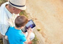 Need Tech Support? Call in the Grandkids! The Real Benefits of Technology for Aging Parents