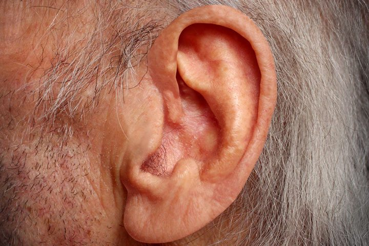 Old ear