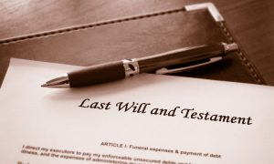 "End of Life ""What Ifs"" Needs More than a Will or a Living Trust"