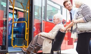 Making Transportation Age-Friendly