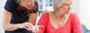 Alzheimer's Care in Nursing Homes: Moving Away From Medicating
