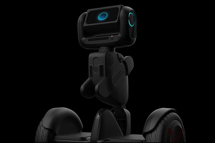 Loomo Robot, Segway