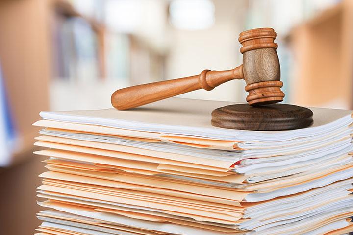 Legislation, bills, mallet