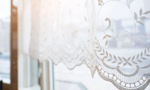 So, Why Do I Love Lace Curtains?