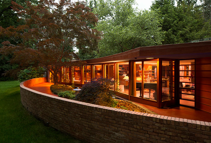 Laurent House, Frank Lloyd Wright