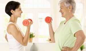 It's Time for Seniors to Catch Up on Their Exercise